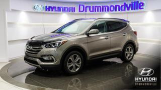 Used 2017 Hyundai Santa Fe Sport PREMIUM + GARANTIE + MAGS + CAMERA + WOW for sale in Drummondville, QC