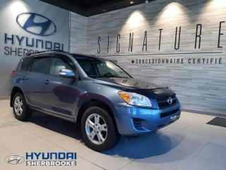 Used 2012 Toyota RAV4 TOIT+AWD+DEMARREUR+MAGS+BLUETOOTH+CRUISE for sale in Sherbrooke, QC