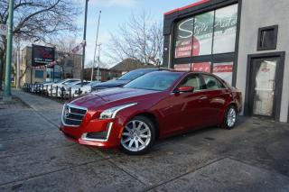 Used 2014 Cadillac CTS Berline 3.6L 4 portes, de luxe, à prop. for sale in Laval, QC
