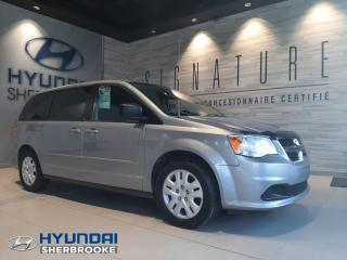 Used 2013 Dodge Grand Caravan SXT+STOW'N GO+BLUETOOTH+CRUISE+A/C for sale in Sherbrooke, QC
