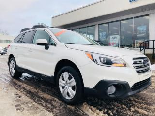 Used 2017 Subaru Outback 2.5,isieges chauffant,bluetooth for sale in Lévis, QC