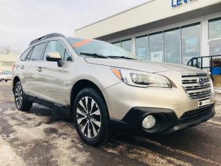 Used 2015 Subaru Outback 3.6R Limited,cuir toit,sieges chauffants for sale in Lévis, QC