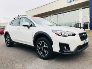 Used 2018 Subaru XV Crosstrek TOURING,BANC CHAUFFANT,AUMOMATIQUE for sale in Lévis, QC