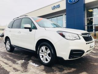 Used 2017 Subaru Forester 2.5i for sale in Lévis, QC