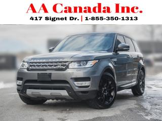 Used 2015 Land Rover Range Rover Sport V6 HSE for sale in Toronto, ON
