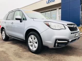 Used 2017 Subaru Forester 2.5i Convenience,BLUETOOTH,AUTOMATIQUE for sale in Lévis, QC