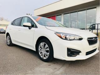 Used 2018 Subaru Impreza Convenience,MANUEL,BLUETOOTH for sale in Lévis, QC