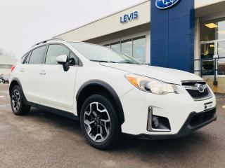 Used 2017 Subaru XV Crosstrek Limited w/Technology Package,full equipe,cuir,toit for sale in Lévis, QC