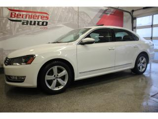Used 2012 Volkswagen Passat Comfortline Tdi Dsg for sale in Lévis, QC