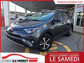 Used 2018 Toyota RAV4 XLE TI , JAMAIS ACCIDENTÉ for sale in Île-Perrot, QC