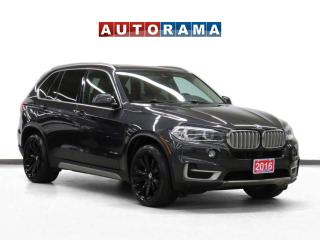 Used 2016 BMW X5 xDrive35i Nav Leather Pano-Sunroof BCam for sale in Toronto, ON