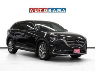 Used 2017 Mazda CX-9 GT 4WD Navigation Leather Sunroof Backup Cam for sale in Toronto, ON