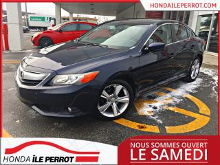 Used 2013 Acura ILX TECH PKG CUIR TOIT NAVIGATION for sale in Île-Perrot, QC