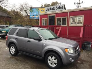 Used 2008 Ford Escape XLT 4WD for sale in Toronto, ON