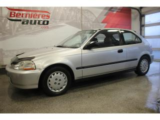 Used 1997 Honda Civic - for sale in Lévis, QC