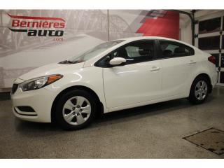 Used 2016 Kia Forte LX for sale in Lévis, QC