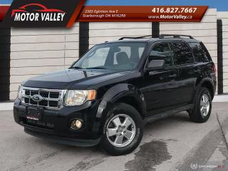 Used 2012 Ford Escape XLT 4WD V6 Leather - SunRoof Mint! for sale in Scarborough, ON
