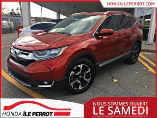 Used 2017 Honda CR-V TOURING Traction intégrale 5 portes tour for sale in Île-Perrot, QC