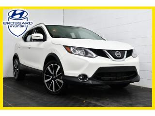 Used 2018 Nissan Qashqai AWD SL NAV TOIT OUVRANT CUIR CAM DE RECUL/360 for sale in Brossard, QC
