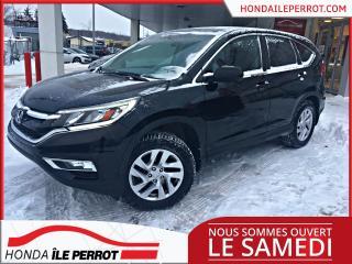 Used 2015 Honda CR-V EX, AWD, UN SEUL PROPRIÉTAIRE, JAMAIS AC for sale in Île-Perrot, QC
