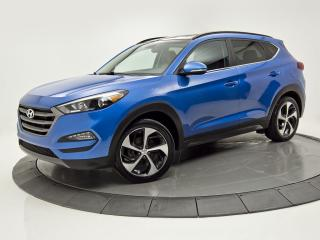 Used 2016 Hyundai Tucson AWD TURBO NAV TOIT PANO CUIR CAM DE RECUL for sale in Brossard, QC