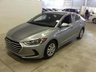 Used 2017 Hyundai Elantra AC for sale in Longueuil, QC