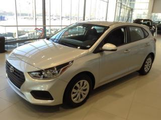 Used 2020 Hyundai Accent Essential Comfort AC ET ++ for sale in Longueuil, QC