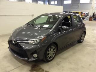 Used 2015 Toyota Yaris SE AC JANTES for sale in Longueuil, QC
