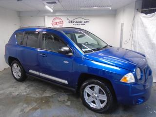 Used 2010 Jeep Compass Sport for sale in Ancienne Lorette, QC