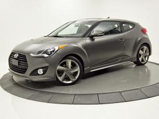 Used 2014 Hyundai Veloster TURBO CAM DE RECUL TOIT OUVRANT BLUETOOTH for sale in Brossard, QC
