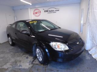 Used 2010 Chevrolet Cobalt LS for sale in Ancienne Lorette, QC