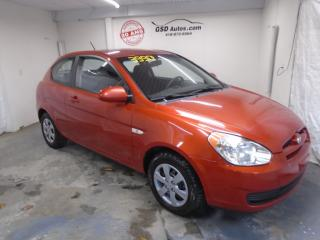Used 2008 Hyundai Accent for sale in Ancienne Lorette, QC
