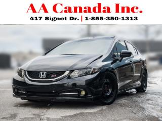 Used 2014 Honda Civic SI for sale in Toronto, ON