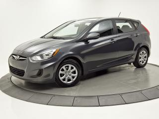 Used 2013 Hyundai Accent GL SIÈGES CHAUFFANTS CRUISE GROUPES ÉLECTRIQUES for sale in Brossard, QC
