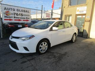 Used 2016 Toyota Corolla LE berline 4 portes CVT for sale in Montréal, QC