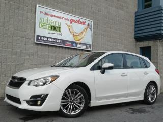 Used 2015 Subaru Impreza Limited*70$/sem*cuir*gps*toit*awd for sale in Richelieu, QC