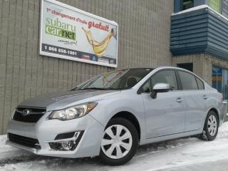 Used 2015 Subaru Impreza 59$/sem*camera*awd*bluetooth for sale in Richelieu, QC