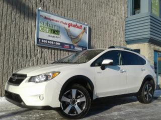 Used 2015 Subaru XV Crosstrek Toit*camÉra*bluetooth*awd*mags for sale in Richelieu, QC