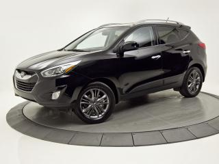 Used 2015 Hyundai Tucson GLS TOIT OUVRANT SIÈGES CHAUFFANTS BLUETOOTH for sale in Brossard, QC