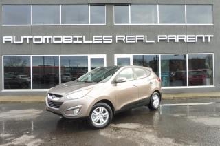 Used 2010 Hyundai Tucson AWD -LIMITED -8 PNEUS ET JANTES-TOIT PANO-GARANTIE for sale in Québec, QC