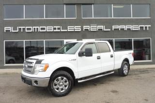 Used 2014 Ford F-150 4WD - XLT - GARANTIE - for sale in Québec, QC
