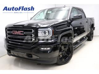 Used 2017 GMC Sierra 1500 SLE Crew 5.3L 'Elevation' 5-Pass *Camera *Mag-20 for sale in St-Hubert, QC