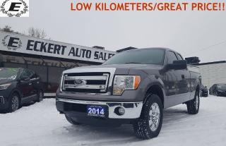 Used 2014 Ford F-150 XLT SUPERCAB 4X4  LOW KMS!! for sale in Barrie, ON