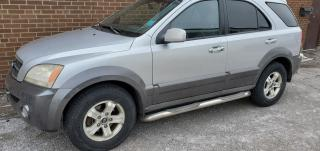Used 2005 Kia Sorento EX w/Luxury Pkg for sale in North York, ON