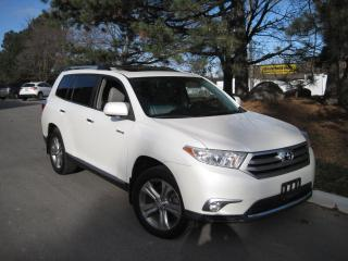 Used 2011 Toyota Highlander LIMITED -ONLY 116,612 KMS.!! GPS/LEATHER/LOADED!! for sale in Toronto, ON