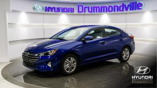 Used 2019 Hyundai Elantra PREFERED + GARANTIE + MAGS + WOW !! for sale in Drummondville, QC