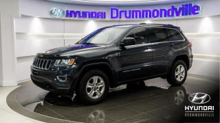 Used 2014 Jeep Grand Cherokee LAREDO + 4X4 + GARANTIE + HITCH + WOW !! for sale in Drummondville, QC