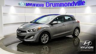 Used 2013 Hyundai Elantra GT GLS + TOIT PANO + GARANTIE !! for sale in Drummondville, QC