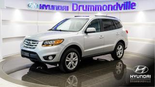 Used 2010 Hyundai Santa Fe GL SPORT AWD + TOIT + MAGS + FOGS + BLUE for sale in Drummondville, QC