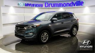 Used 2016 Hyundai Tucson PREMIUM + GARANTIE + MAGS + CAMERA !! for sale in Drummondville, QC